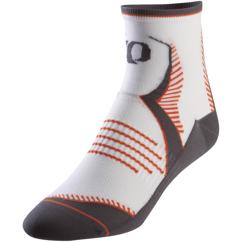 Elite Socks Atomic White