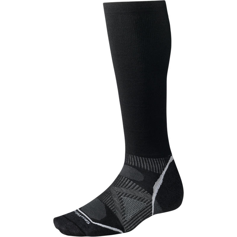Chaussettes PhD Ski Graduated Compression UL Noir