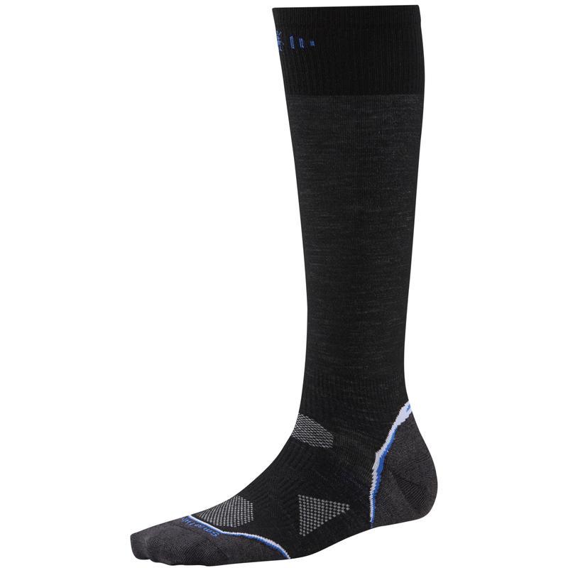PhD Ski Ultra Light Socks Black/Liberty