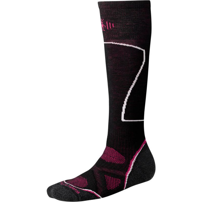 PhD Ski Medium Socks Black