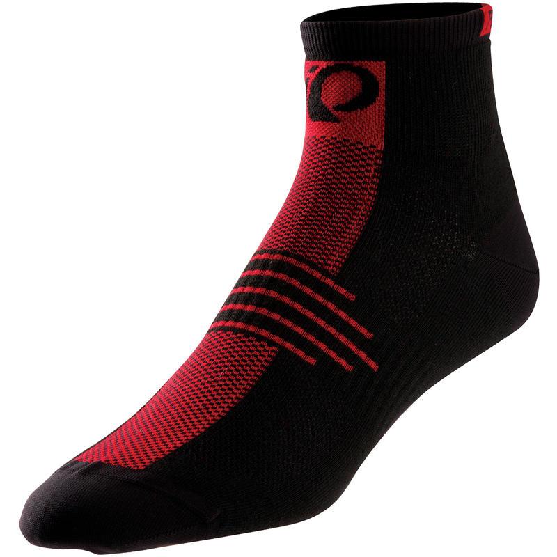 Chaussettes très courtes Elite Vrai rouge