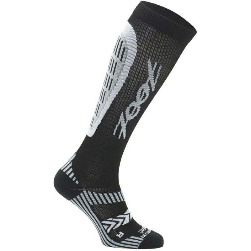 Chaussettes Recovery 2.0 CRx Noir/Graphite