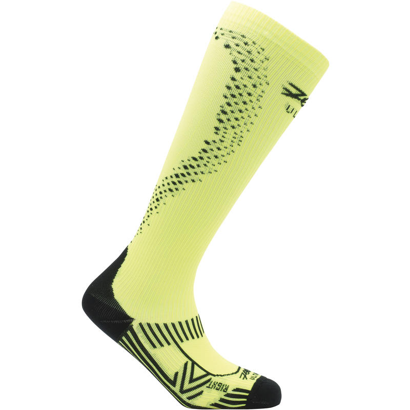 Ultra 2.0 CRx Socks Safety Yellow/Black
