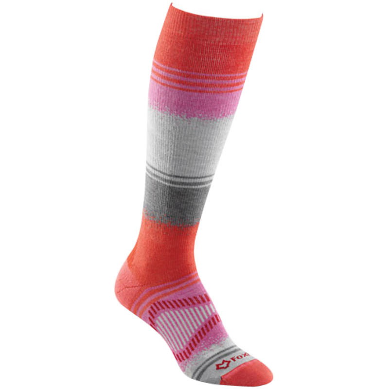 Chamonix Ski Socks Orange