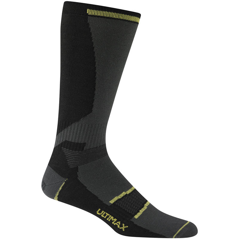 Snow Nordic Socks Black