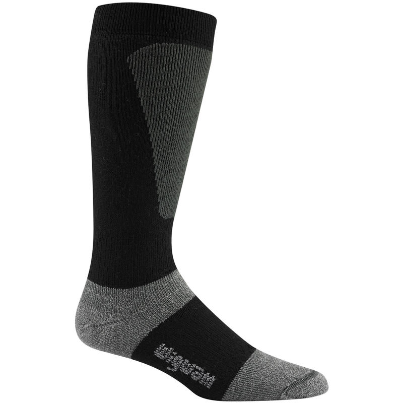 Snow Sirocco Socks Black