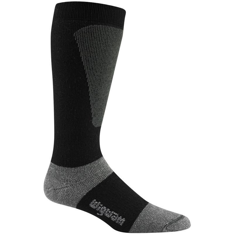 Snow Sirocco Socks Black
