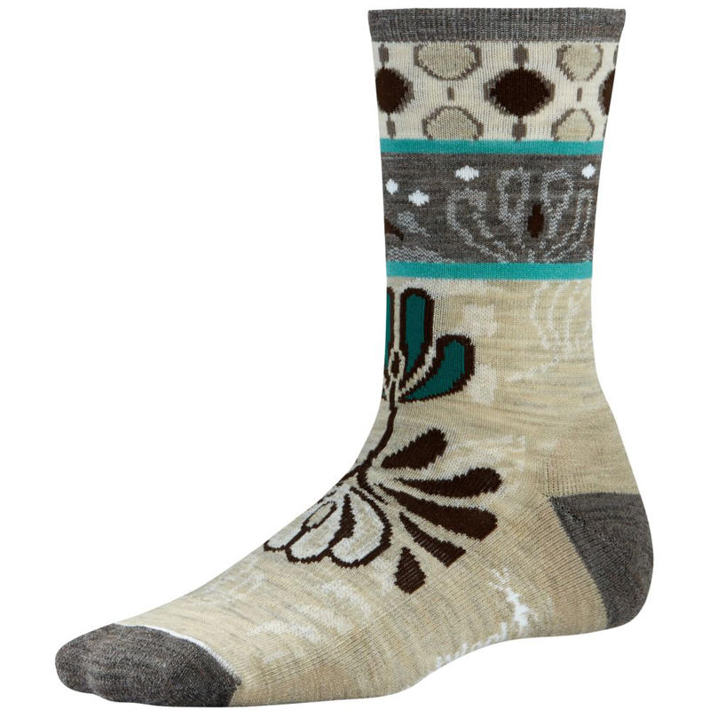 Chaussettes Reflections Flower Farine d