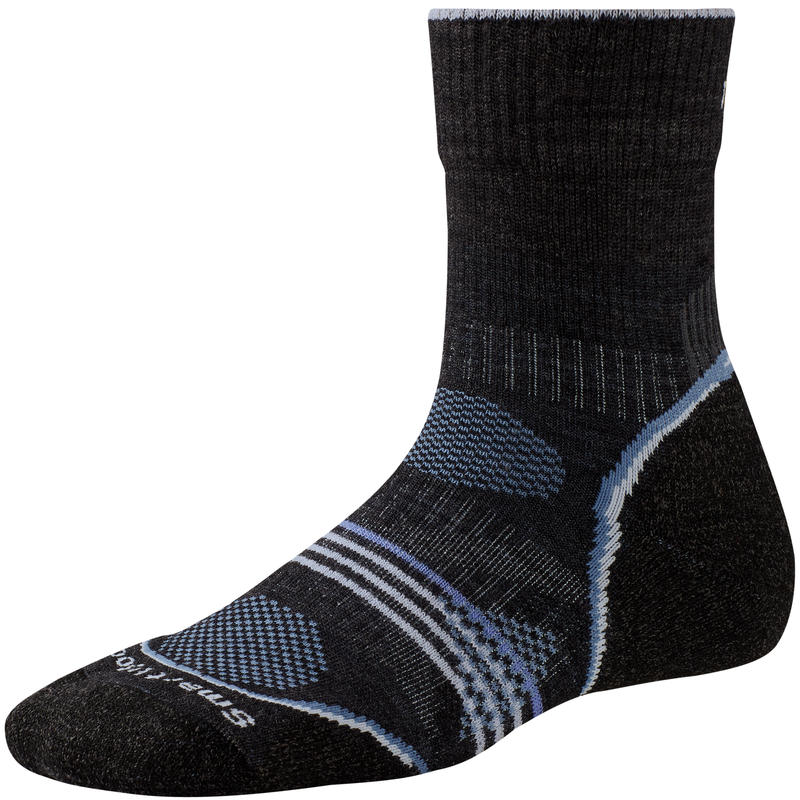 PhD Outdoor Light Mid Crew Charcoal