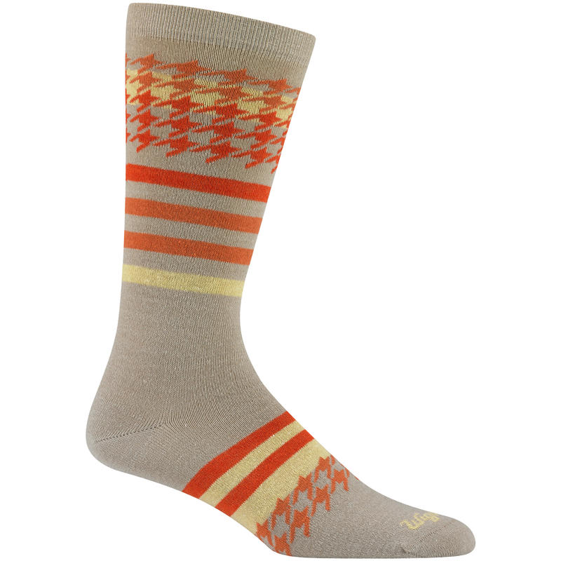 Chaussettes mi-mollet Sweet Tooth Taupe pur