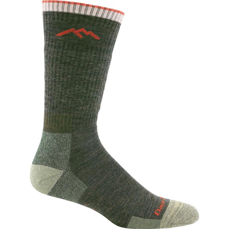 Chaussettes mi-épaisses Hiker Boot Olive