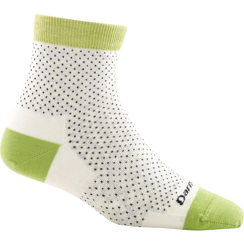 Chausssettes Pin Dots Shorty Blanc