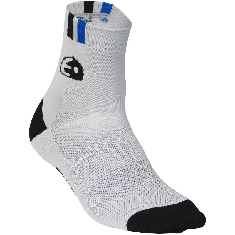 Erdi Sock White/Blue