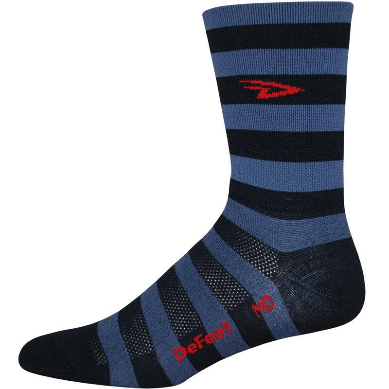 Aireator HT Stripers Socks Black/Graphite