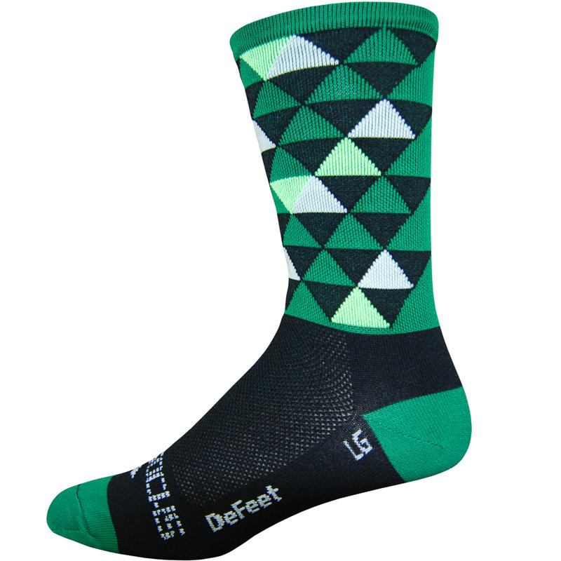 Aireator HT Pro Solitude Socks Green/Black