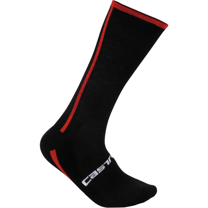 Venti Socks Black/Red