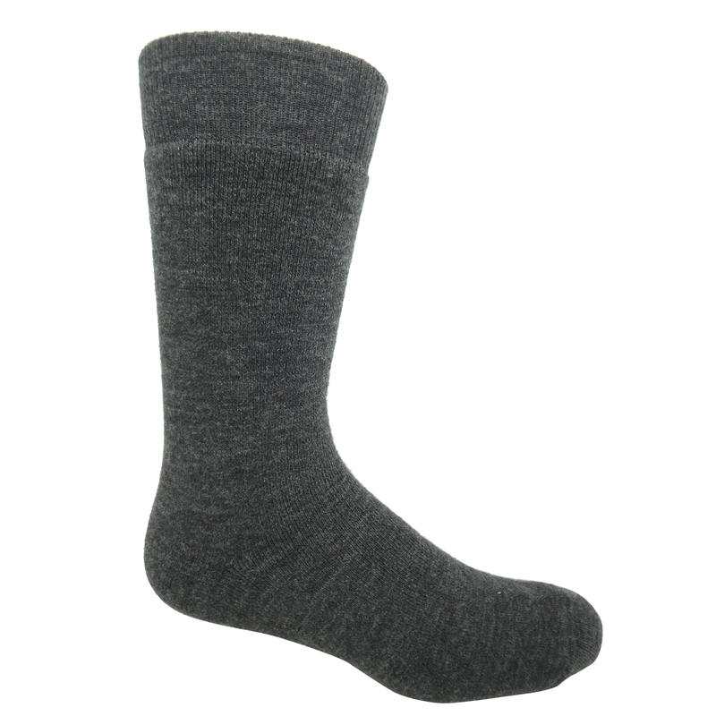 Chaussettes Super-Wool Thermal Hiker II Charcoal