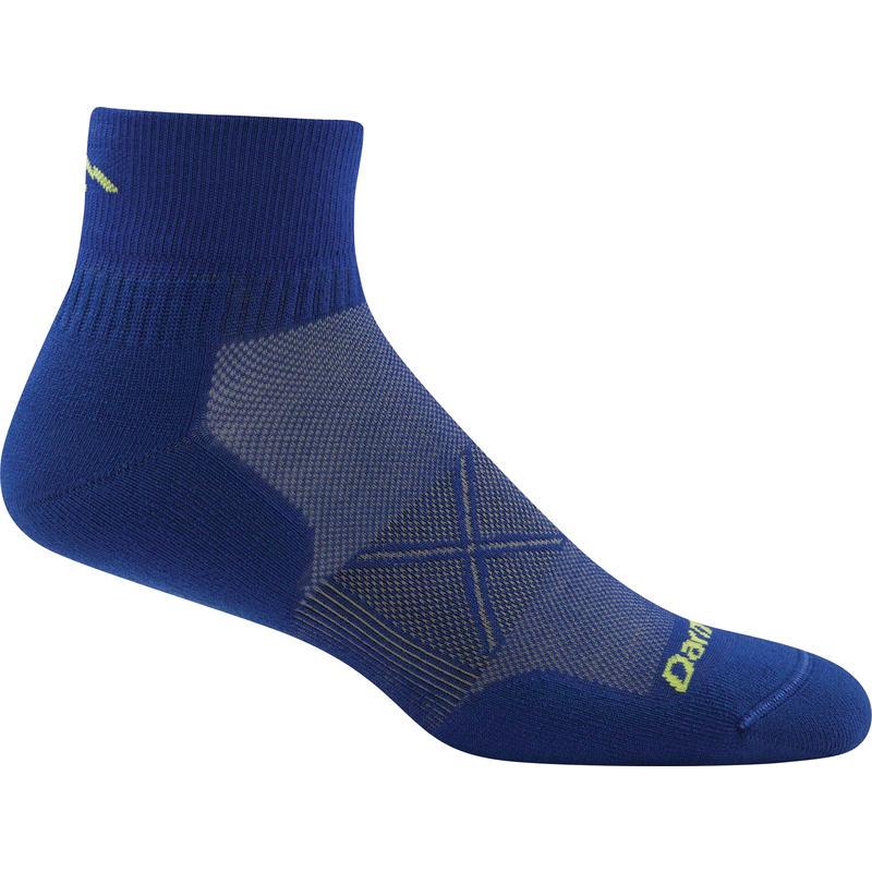 Vertex Quarter Socks Ultralight Cusion Marine