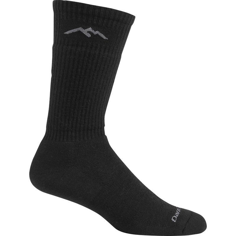 Chaussettes mi-mollet légères Standard Issue Noir