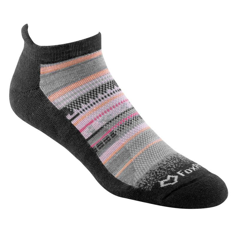 Mariposa Lightweight Ankle Socks Black