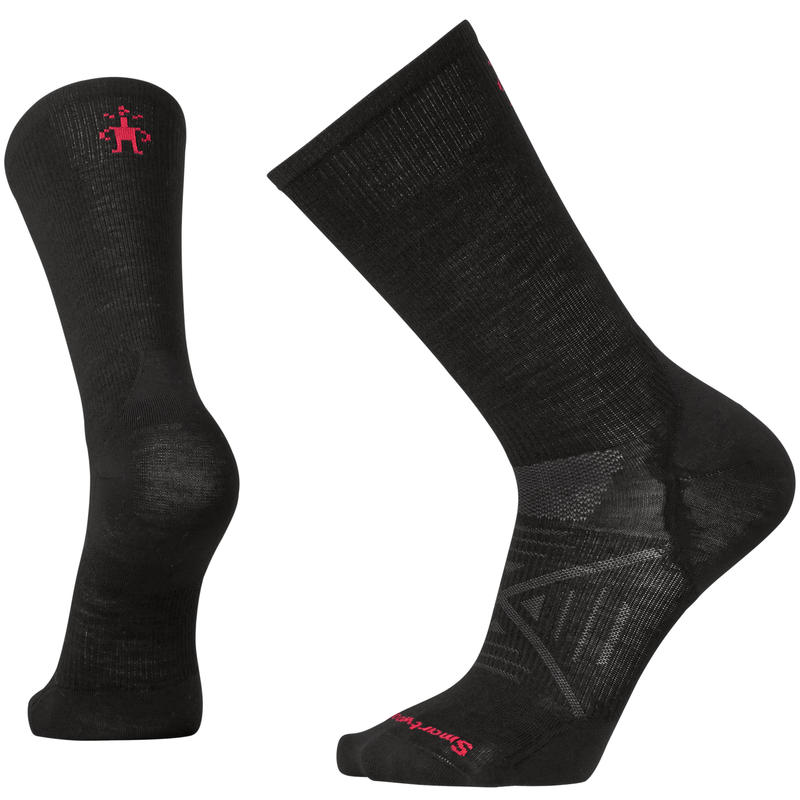 Chaussettes de ski PhD Nordic Ultra Light Noir
