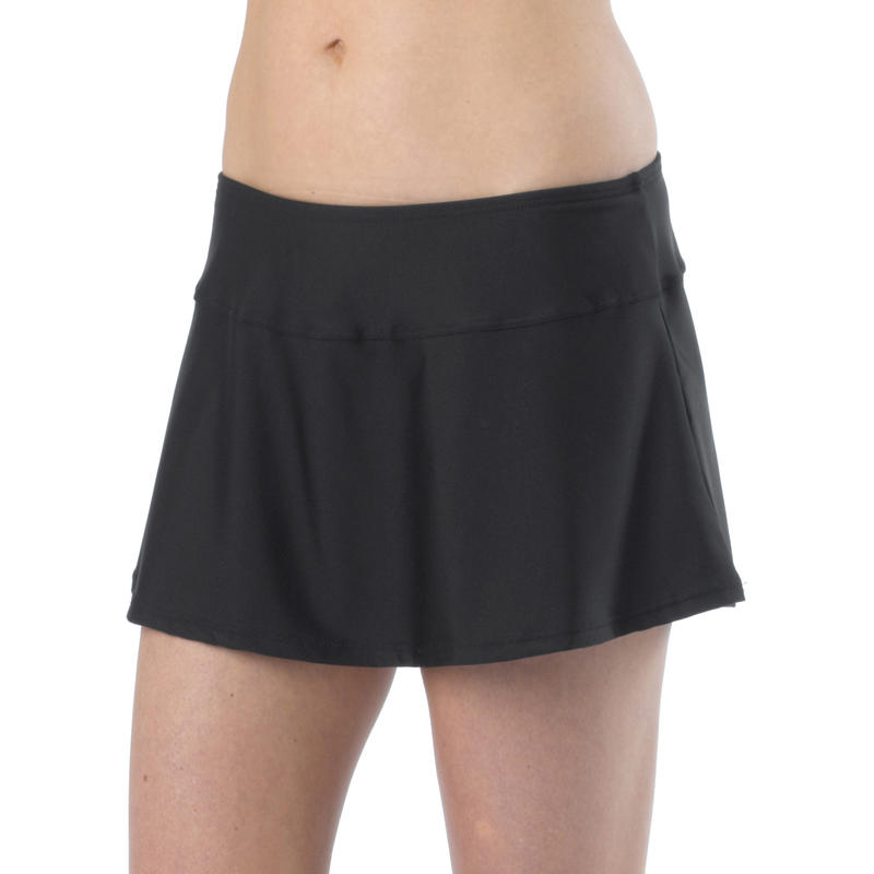 Sakti Swim Skirt Black