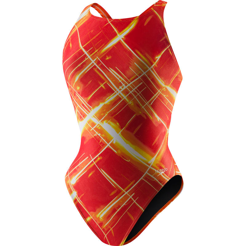 Solar Strobe Recordbreaker Suit Vivid Orange