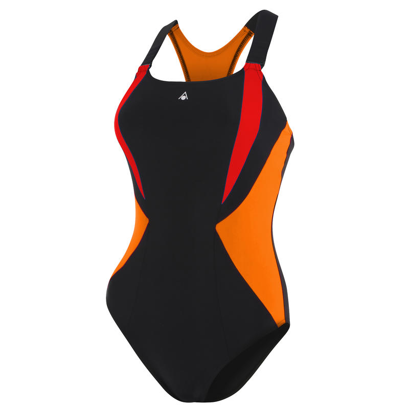 Maillot de bain Siskin Black/Light Orange