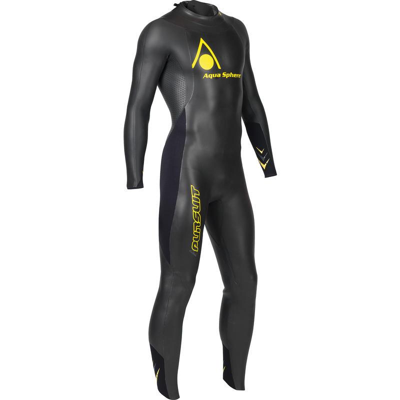 Pursuit Tri Suit Black/Yellow