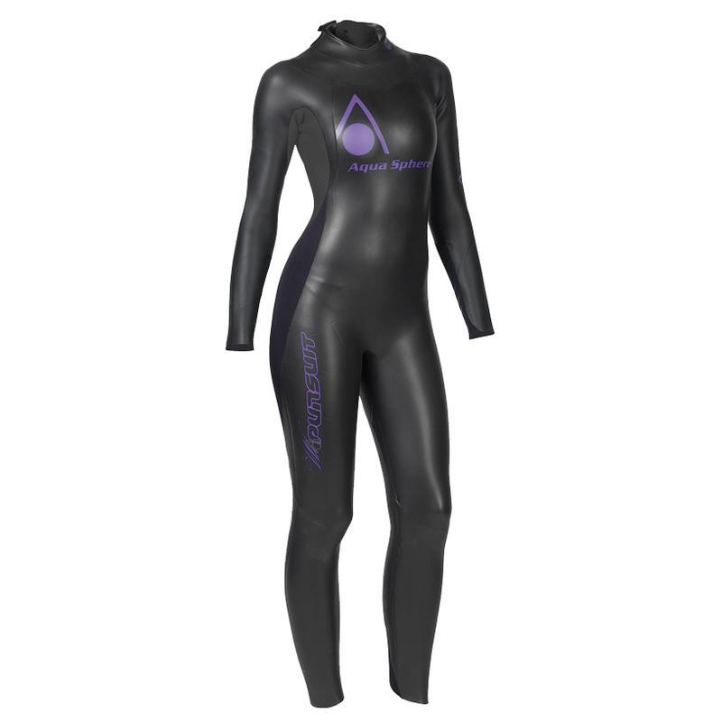 Pursuit Tri Suit Black/Purple