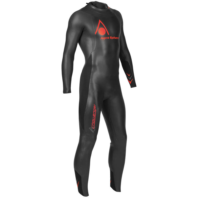 Challenger Tri Suit Black/Red
