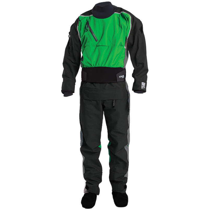 Gore-Tex Icon Dry Suit Leaf/Black