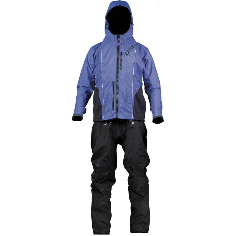 Soul Dry Suit Royal Blue/Black