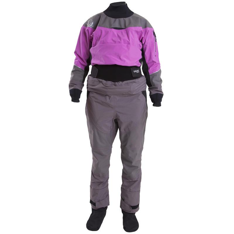 Gore-Tex Idol Dry Suit Violet/Grey