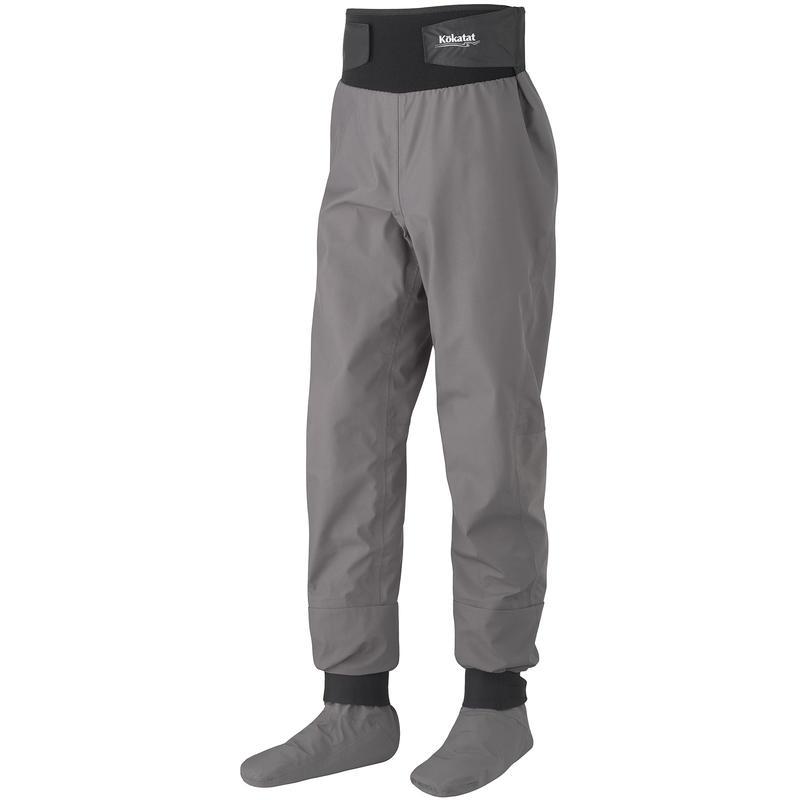 Pantalon Tempest avec chaussettes Gris