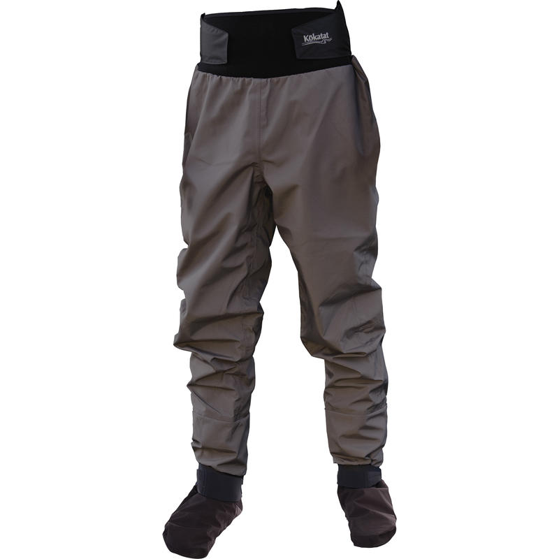 Hydrus 3L Tempest Pants w/Socks Gray
