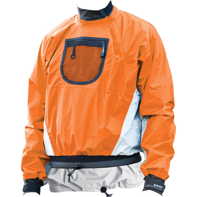 Tropos Light Full Blast Jacket Pumpkin