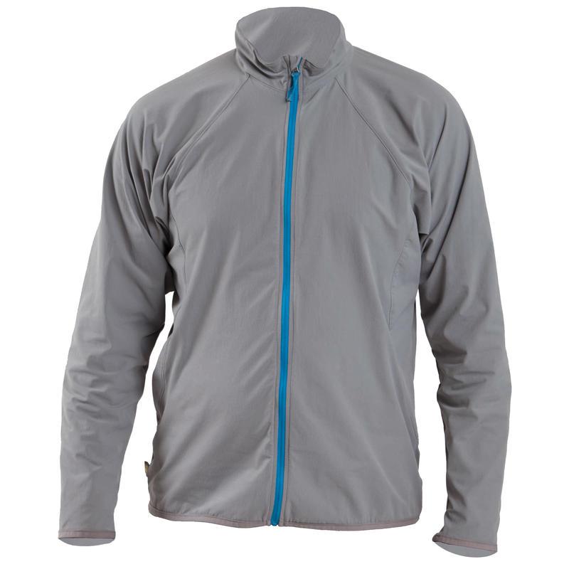 Manteau étanche X-Jacket Gris clair