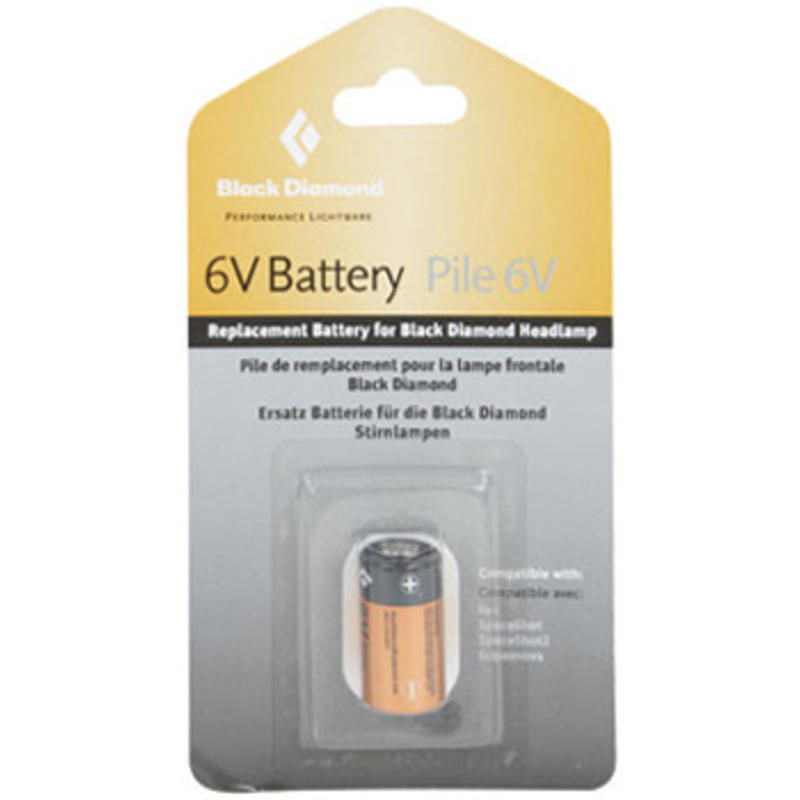 6 Volt Ion Battery