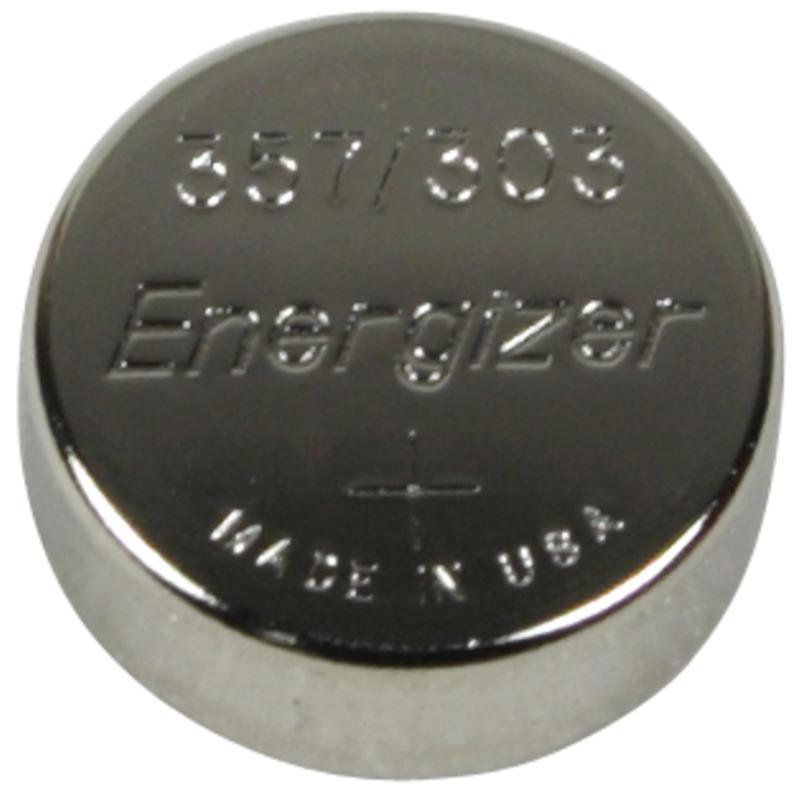 Pile bouton 357 (SR44)