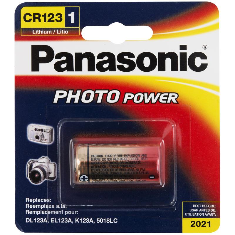 CR123A-BP Battery