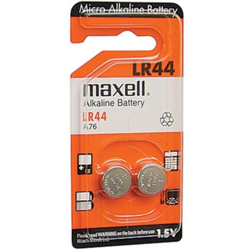 Paquet de 2 piles PX76A/675B/LR44