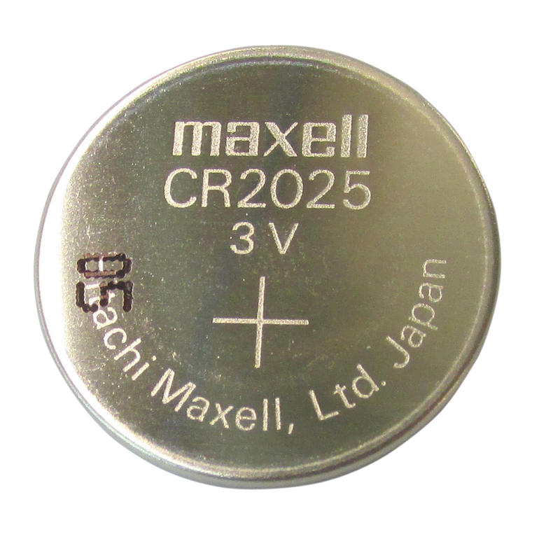 CR2025 3V Battery Single