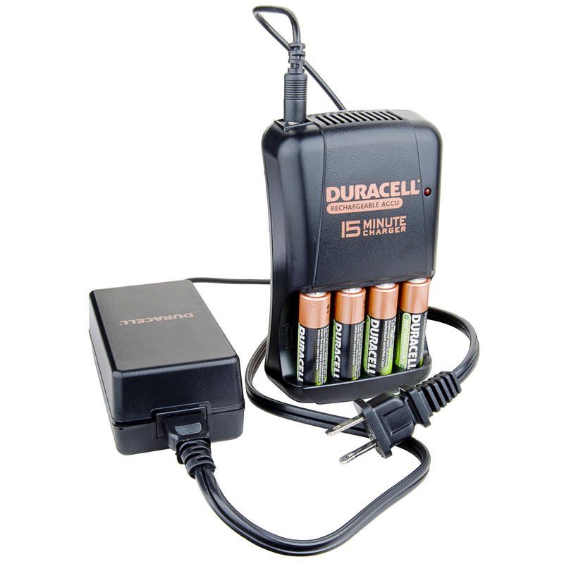 15 Minute Battery Charger