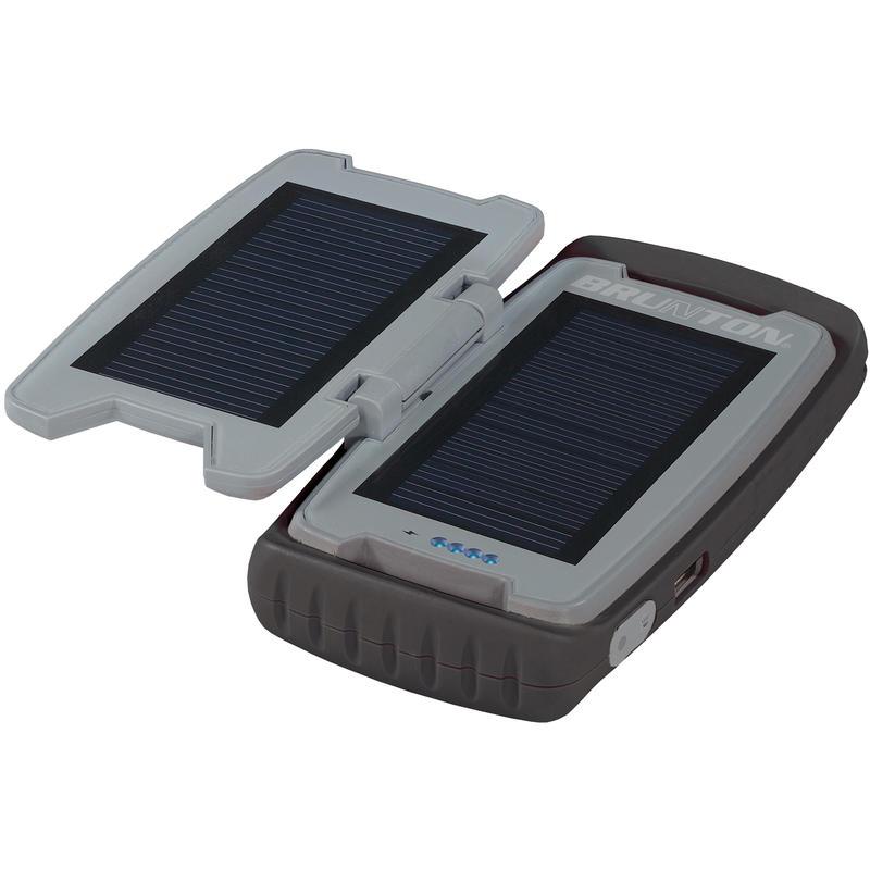 Chargeur solaire Restore Noir