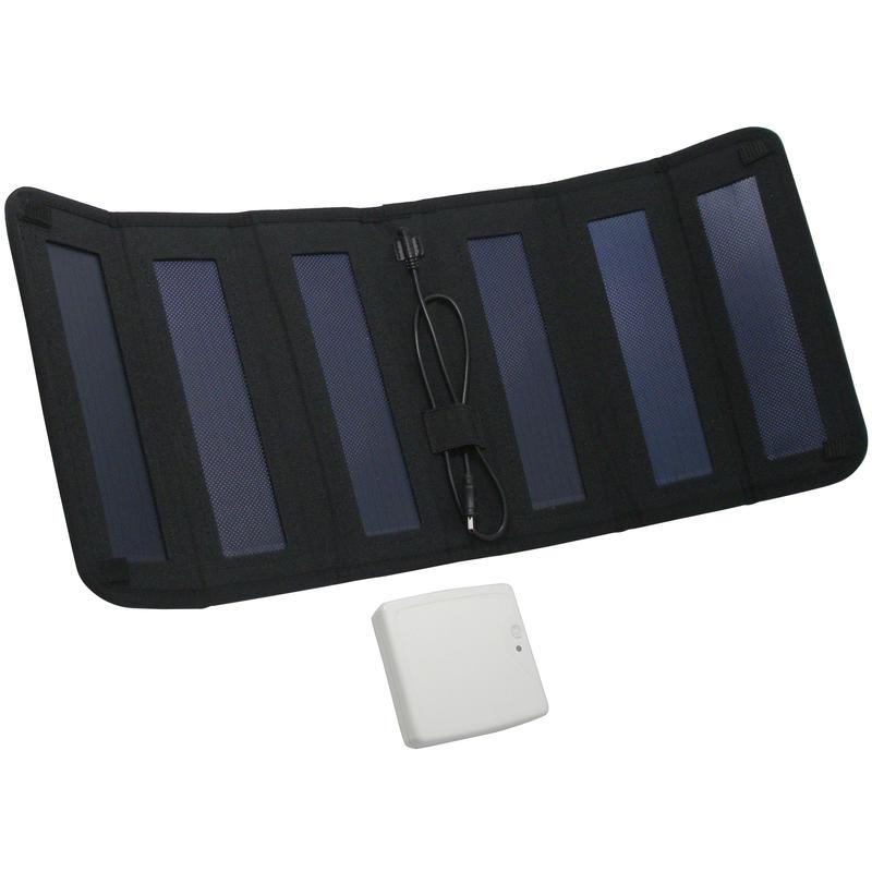 Chargeur solaire SolarMio Pro