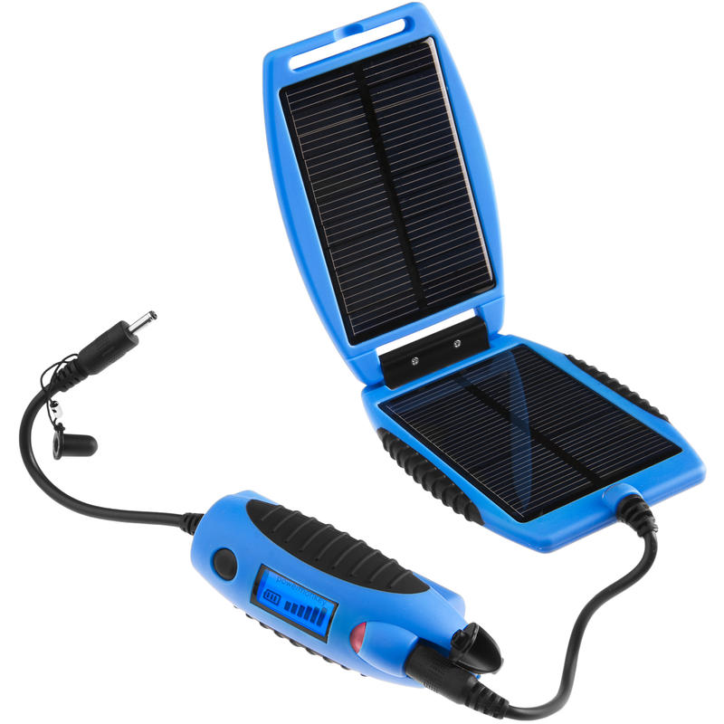 PowerMonkey Solar Charger Blue