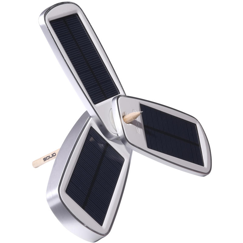 Chargeur solaire Classic 2 Blanc