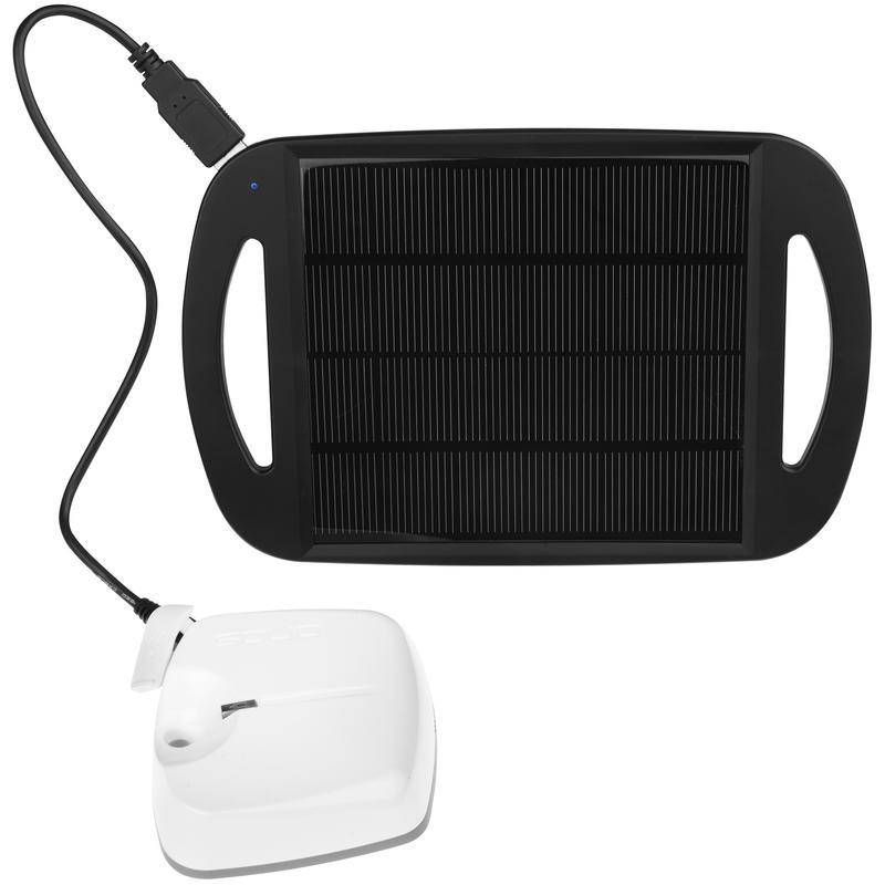 Chargeur solaire Xcellerator et bloc-pile