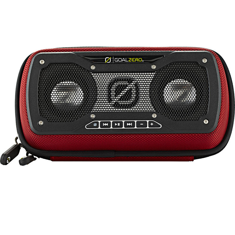 Rock Out 2 Portable Speaker Red